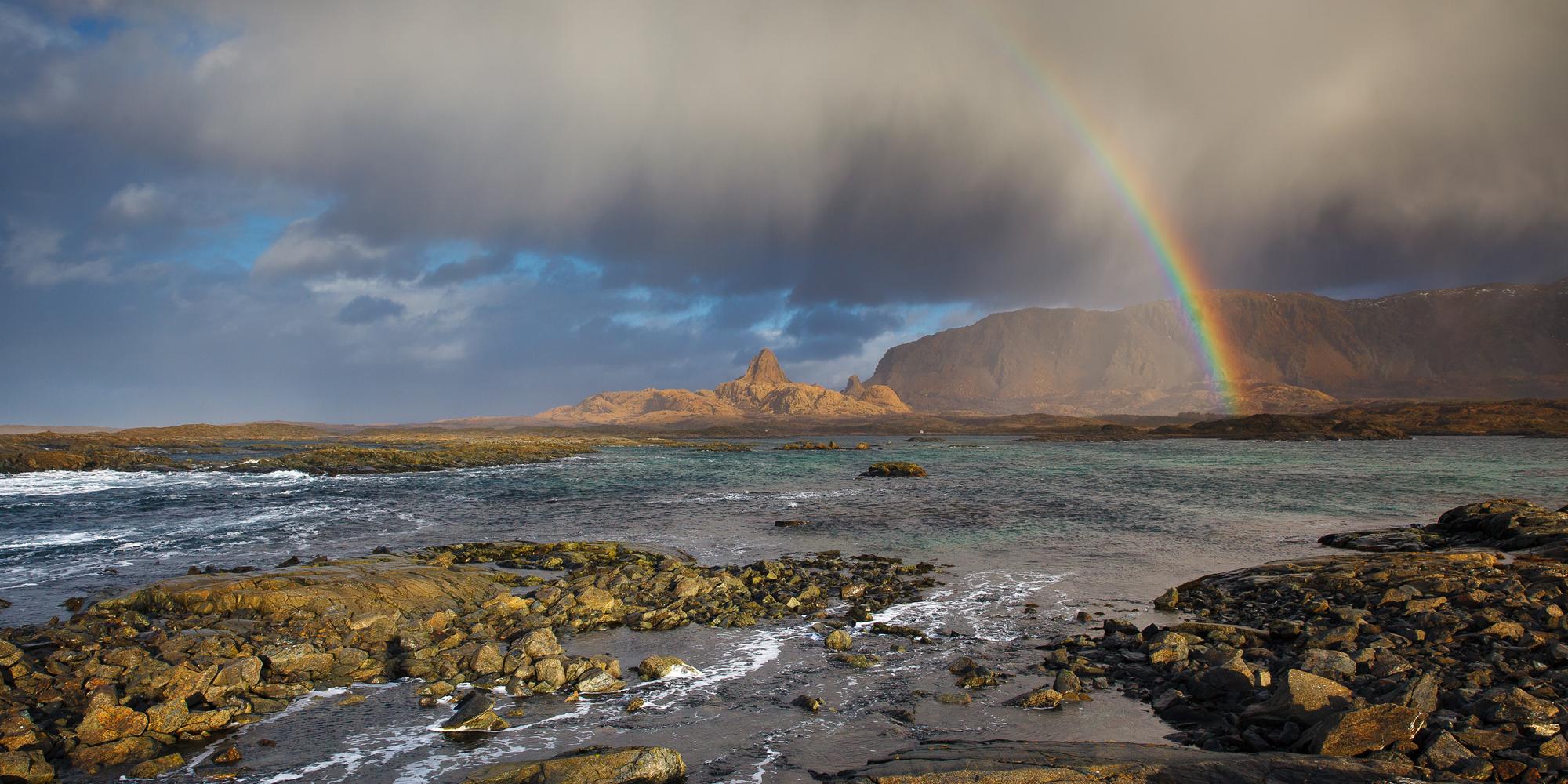 Leka - Norges Geologiske Nasjonalmonument